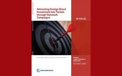 Appui de la Banque mondiale aux campagnes de Lead generation de Fipa-Tunisia