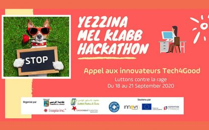Appel à candidature pour Tech4Good : un hackathon contre la rage