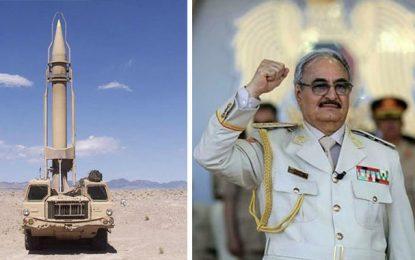 Libye : Khalifa Haftar remet en service des missiles balistiques soviétiques