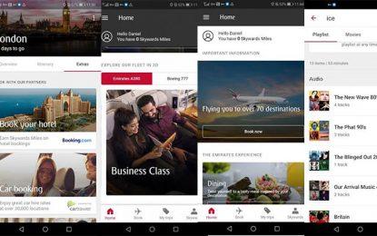 Partenariat Huawei – Emirates dans le domaine des services digitaux