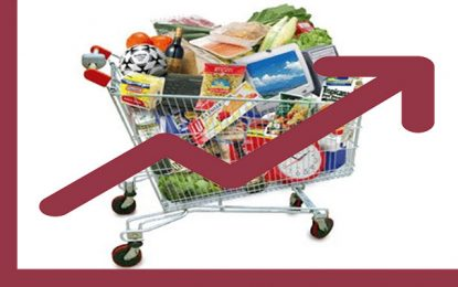 Tunisie : Les prix à la consommation ont augmenté de 0,2% sur le mois d'août 2020