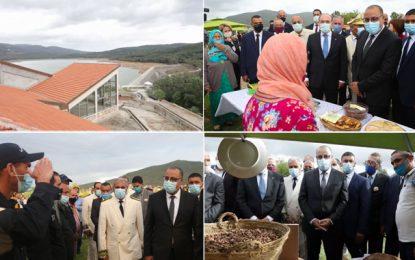 En visite à Jendouba, Mechichi annonce son soutien pour le développement et la promotion du tourisme rural