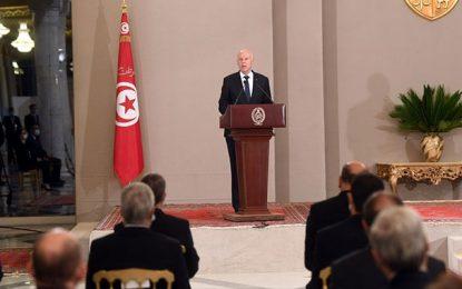 Pour la millième fois, Kaïs Saïed nous rappelle qu'il est le chef de l'Etat