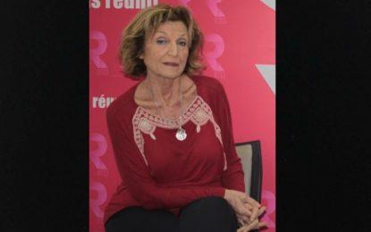 Tunisie : Décès de l'ancienne directrice de RTCI, Latifa Zouhir