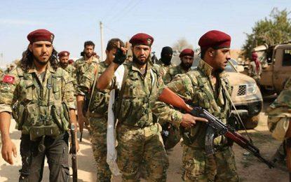 Des milices libyennes et mercenaires syriens s'affrontent à Tripoli pour l'argent