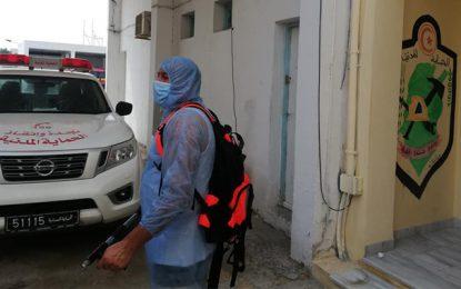Monastir enregistre 107 contaminations au coronavirus et deux décès en un seul jour