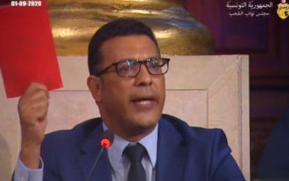 Rahoui à Mechichi : «Vous avez probablement de bonnes intentions mais vous êtes au centre de partis qui ont échoué depuis 10 ans»