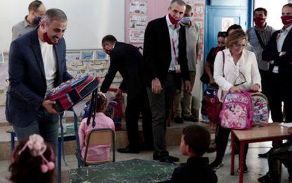 Ooredoo Tunisie à la rencontre des écoliers de Béja