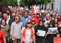 Manifestation à Tunis : Le PDL appelle à renforcer la lutte contre le terrorisme (Vidéo)