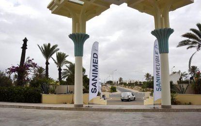 Sanimed et Sanimeuble exposent leurs nouveautés à Djerba