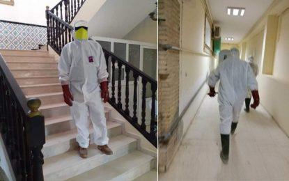 Tozeur : 27 nouvelles contaminations et fermeture de la mairie à cause du coronavirus