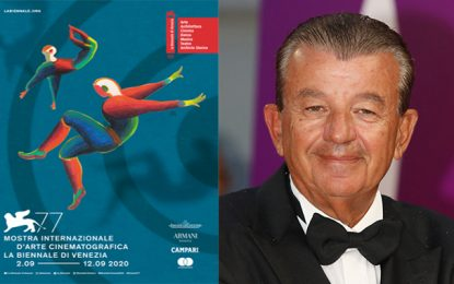 Le producteur tunisien Tarak Ben Ammar primé à la Mostra de Venise