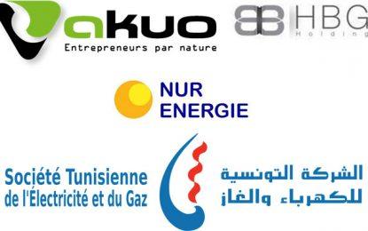 La production de la centrale solaire de Gabès sera rachetée par la Steg
