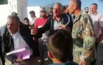 Siliana : Arrestation du parent d'élève qui a agressé le directeur de l'école El-Karia à Kesra (Vidéo)