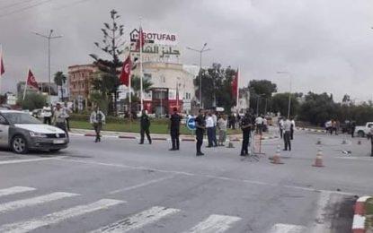 Attaque au couteau à Sousse : Décès d'un agent de la garde nationale, 3 terroristes abattus