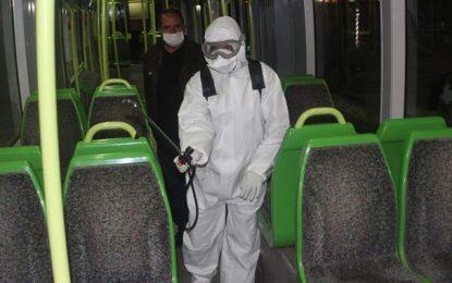 Le ministère du Transport annonce une série de mesures pour lutter contre la propagation du coronavirus