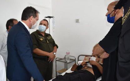 Mahdia : Deux sécuritaires poignardés par des délinquants à Chebba