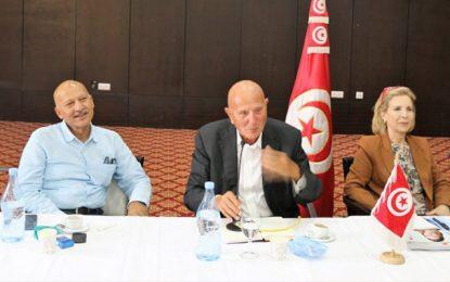 Tunisie : Nouveau parti politique dirigé par Néjib Chebbi, Selma Elloumi et Ridha Belhaj