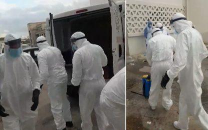 Coronavirus : Fermeture de la mosquée Ettawhid à la Cité Ettadhamen