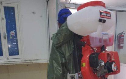 Sousse : Deux employés de la mairie de la cité Ezzouhour testés positifs au coronavirus