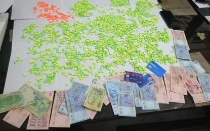 Sousse : Arrestation d'une femme pour trafic d'ecstasy