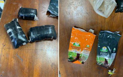 Aéroport Tunis-Carthage : Saisie de plus d'un kilo d'héroïne en possession d'une voyageuse en provenance d'Istanbul (Photos)
