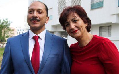 Mohamed et Samia Abbou guéris du coronavirus