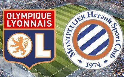 Suivez en direct le match Montpellier vs Lyon – Ligue 1 française