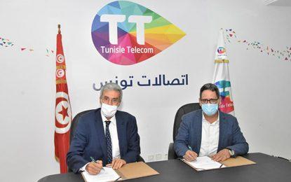 Renouvellement de l'accord de partenariat entre Tunisie Telecom et le Syndicat des journalistes