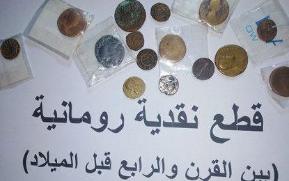 Djerba : Arrestation d'un étranger ayant en sa possession plus de 40 pièces archéologiques