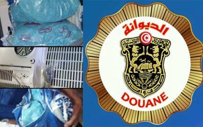 Port de la Goulette : Plus de 10.000 pilules d'ecstasy dissimulées dans le véhicule d'un voyageur