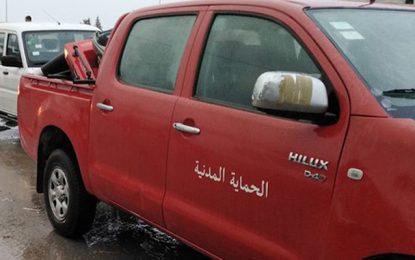 Sijoumi : Les recherches se poursuivent pour retrouver le chauffeur de taxi emporté par les eaux