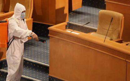 Coronavirus-Tunisie : Point sur les contaminations à l'Assemblée