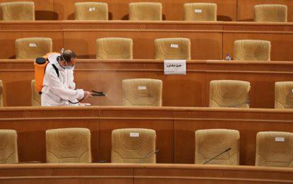 Coronavirus : Hausse du nombre de contaminations à l'Assemblée
