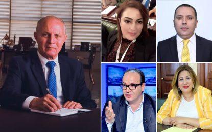 Le bureau de l'ARP déclare Charfeddine chef du Bloc national, Mliki, Askri, Gassoumi et Laghmani en démissionnent