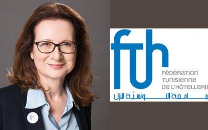 Dora Milad élue présidente de la Fédération tunisienne de l'hôtellerie