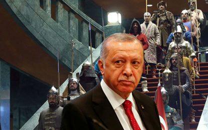 Quand l'Europe lutte contre l'islamisme, Erdogan crie à la guerre contre l'islam