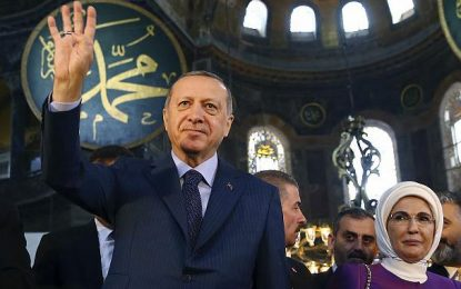 Ne tombons pas dans le piège de la guerre des religions tendu par Erdogan