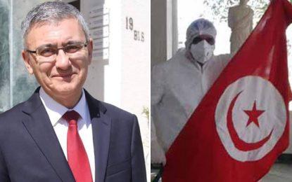«La situation épidémique est hors contrôle. Les services de réa sont saturés !», alerte Dr Charfi
