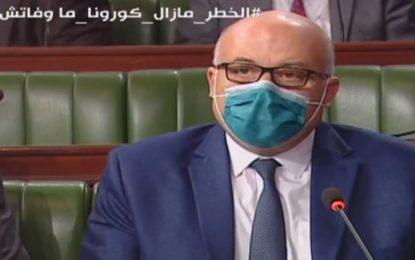 Faouzi Mehdi : «Le taux de contamination est très élevé et nous allons prendre des décisions strictes»