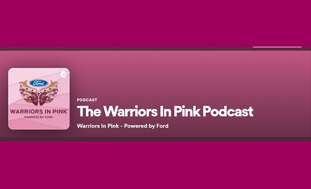 Ford met en lumière «The Warriors in Pink Podcast»