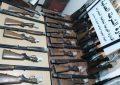 Contrebande : Saisie de 20 fusils et arrestation de 4 individus à Ben Guerdane