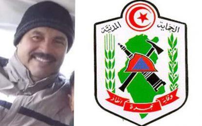 Tunis : Jamel Mejri, lieutenant de la protection civile, succombe au coronavirus