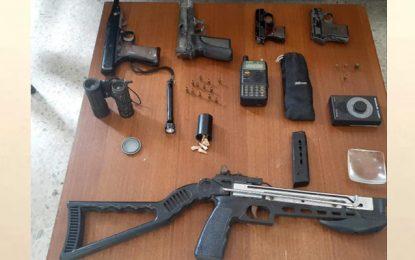 Mahdia : Saisie d'armes à feu en possession d'un Tunisien travaillant en Italie