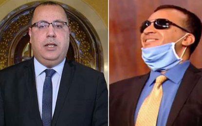 Hichem Mechichi limoge Walid Zidi, ministre des Affaires culturelles