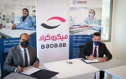 Sanad : Baobab Tunisie et USAID au chevet des entrepreneurs impactés par la crise de la Covid-19