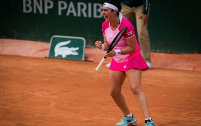 Roland-Garros : Ons Jabeur se qualifie pour les 8e de finale