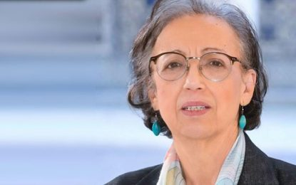 Présidence la république : Rachida Ennaifer, n'en pouvant plus, jette l'éponge