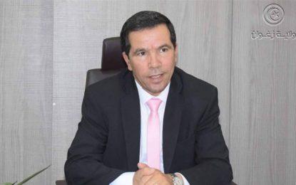 Le gouverneur de Zaghouan testé positif au coronavirus