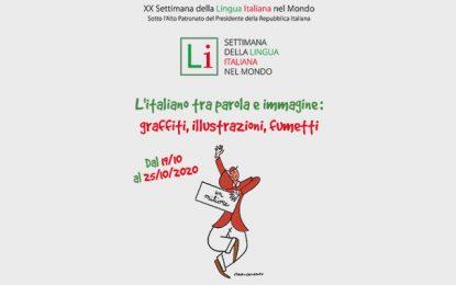 Programme de la Semaine de la langue italienne en Tunisie